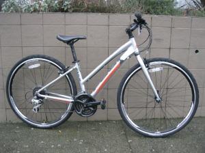 I love my bike. Image via http://rideonagain.wordpress.com