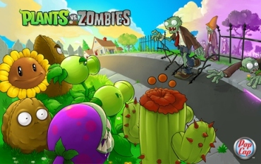 There's an in-law of your lawn! Via popcap.com