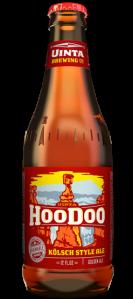 Uinta HooDoo Kölsch Style Ale. Via uintabrewing.com.